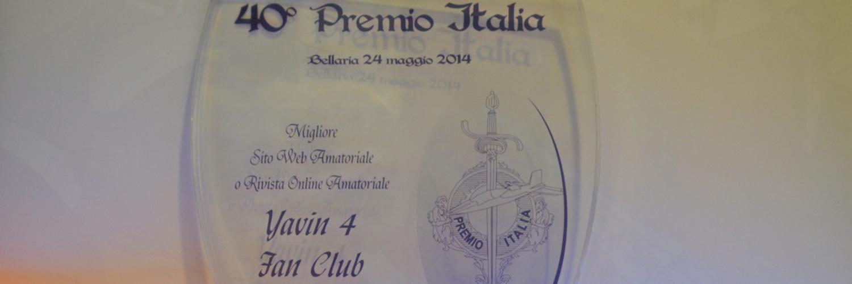 Yavin 4 vince il Premio Italia!