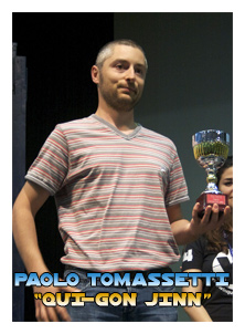 "PAOLO ""QUI-GON JINN"" TOMASSETTI Castel Colonna (Ancona)"