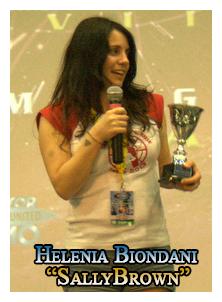 "Helenia Biondani ""SallyBrown"""
