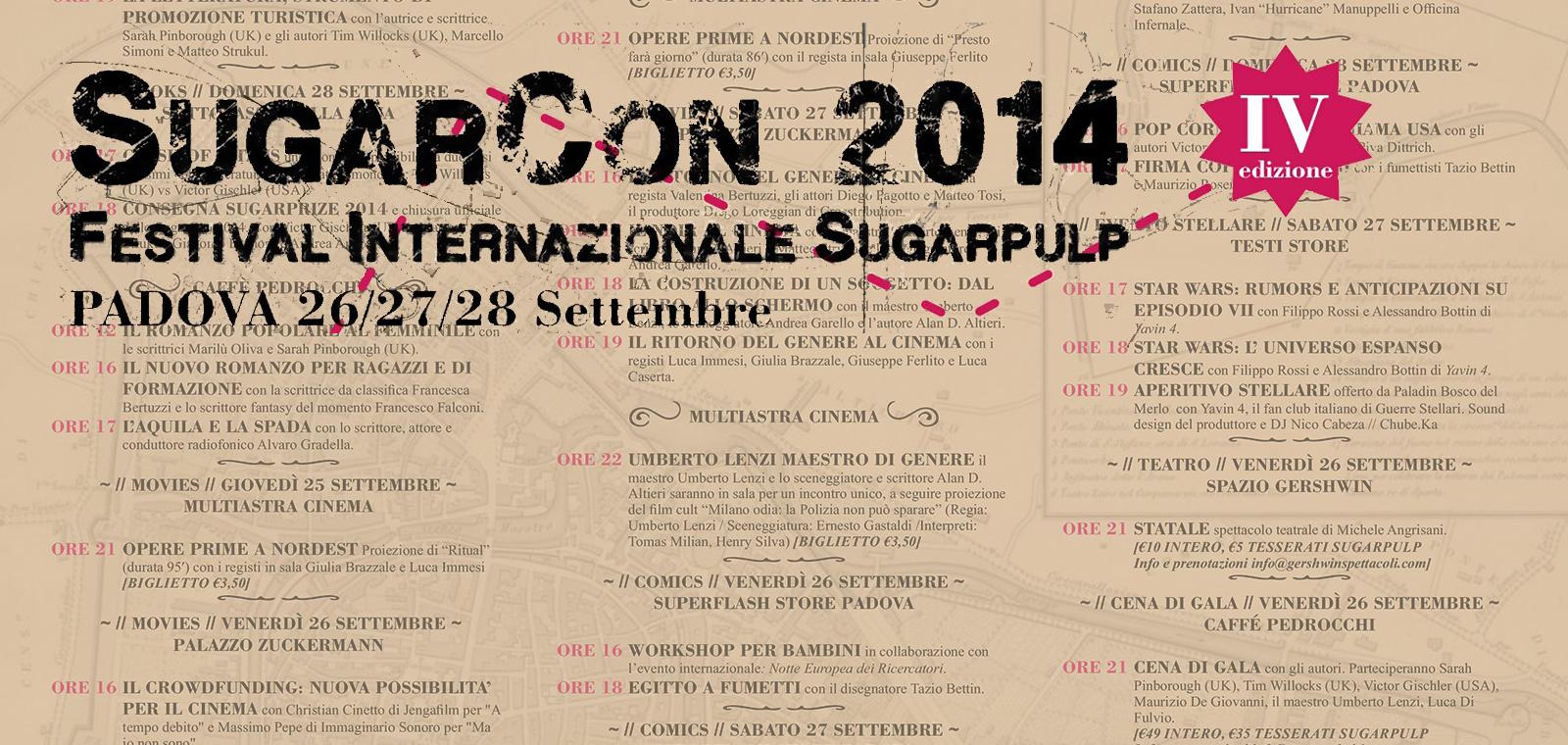 Yavin Day III a Padova il 27 settembre