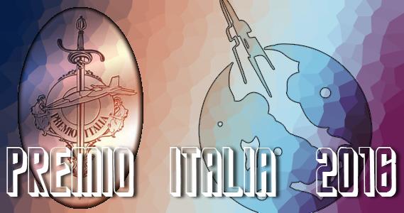 Premio Italia 2016 - Nomination
