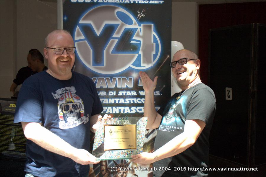 YavinCon XIII: tutti i premiati