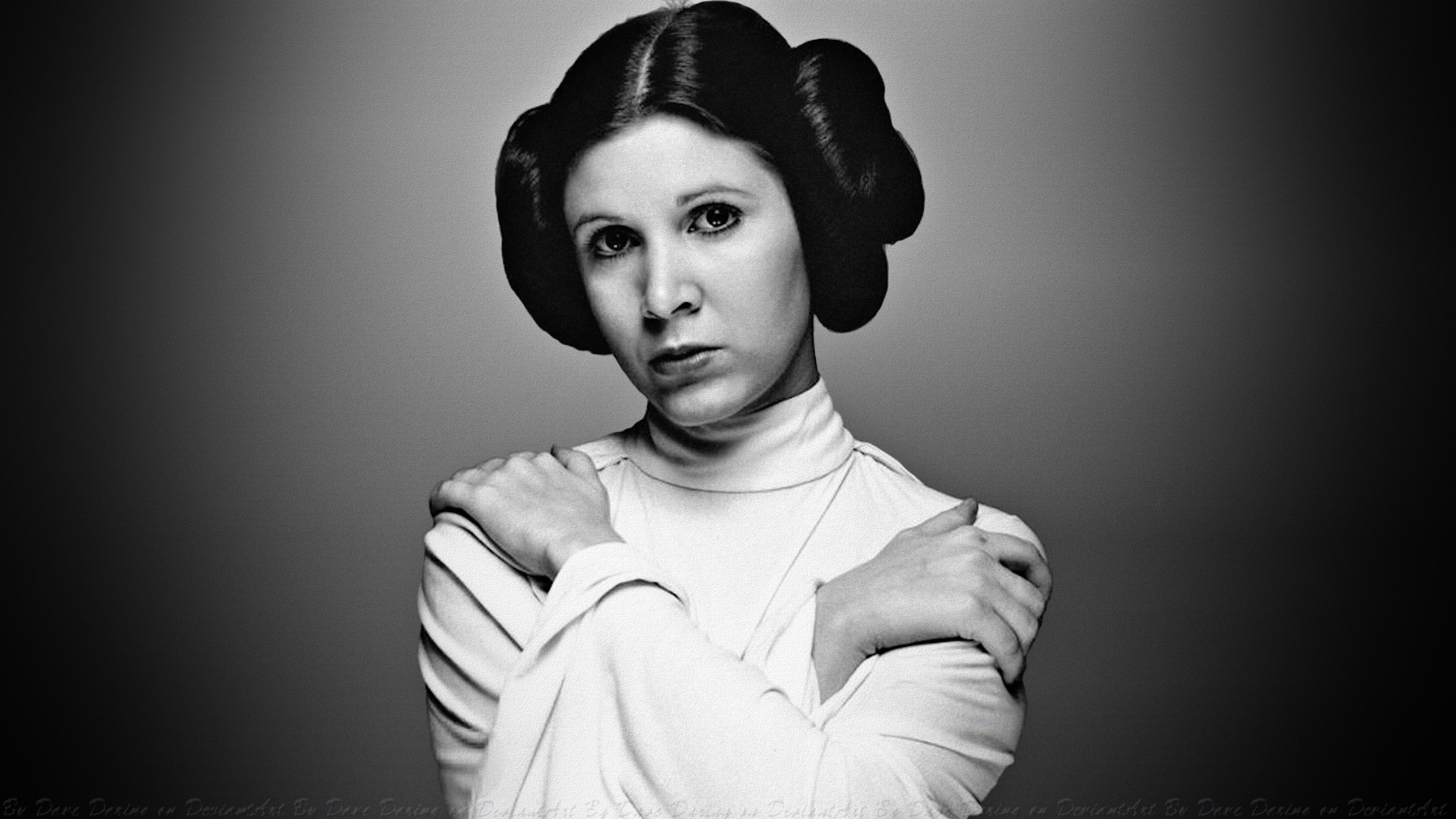 Carrie Fisher, 1956 - 2016